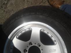 Bridgestone Dueler H/L. Летние, 2012 год, износ: 30%, 2 шт