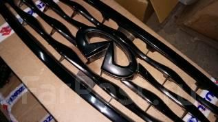 Решетка радиатора. Infiniti FX35, S51 Infiniti FX50, S51 Infiniti FX37, S51 Двигатели: V9X, VK50VE, VQ37VHR