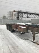 Korea Trailer. Полуприцеп контейнеровоз, 32 000 кг.