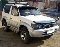 Toyota Land Cruiser Prado. автомат, 4wd, 3.0 (140 л.с.), дизель, 226 000 тыс. км