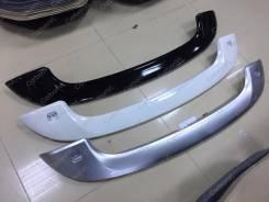 Спойлер. Toyota Ractis, SCP100, NCP100, NCP105