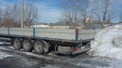 MAN TGA. Полуприцеп Интерпайп Ван, 39 000 кг.