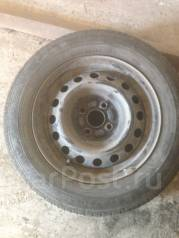 Продам колеса с летней резиной 175/70R14. 5.5x14 4x100.00