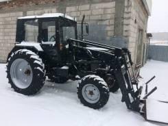 """МТЗ 82.1. Продаётся трактор """"Беларус """""""