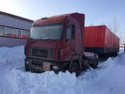 МАЗ 5440. Продаётся грузовик с поуприцепом Шмитц SPR 24, 10 000 куб. см., 10 000 кг.