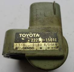 Клапан холостого хода. Toyota: Corolla Ceres, Sprinter Marino, Sprinter Carib, Sprinter Trueno, Corolla, Sprinter, Corolla Levin, Carina, Carina E, Co...