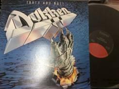 HARD ! Доккен / Dokken - Tooth and Nail - 1984 US LP Хэви Метал