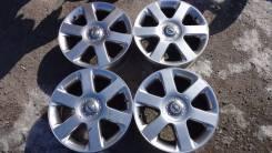 Nissan. 6.5x17, 5x114.30, ET45, ЦО 66,0мм.