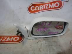 Зеркало заднего вида боковое. Toyota Corolla Levin, AE111