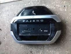 Колпак запасного колеса. Mitsubishi Pajero, V83W, V93W, V88W, V97W, V98W, V87W, V80