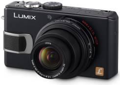 Panasonic Lumix DMC-LX2. 10 - 14.9 Мп, зум: 4х