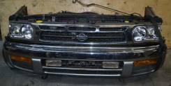 Ноускат. Nissan Terrano, LR50