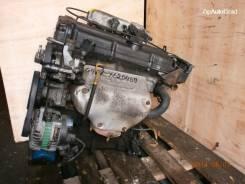 Двигатель в сборе. Hyundai Accent