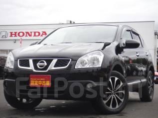 Nissan Dualis. автомат, 4wd, 2.0, бензин, 55 000 тыс. км, б/п. Под заказ