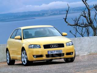 Audi A3. ПТС