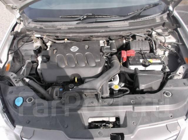 Nissan Bluebird Sylphy. KG11, MR20DE