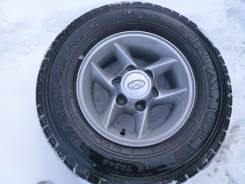 Шины и диски. Hyundai Terracan