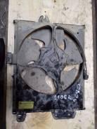 Вентилятор охлаждения радиатора. Mitsubishi Libero, CB2V Двигатель 4G15
