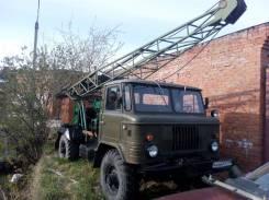 ГАЗ. Продается буровая на базе 6602, 4 250 куб. см., 1 000 кг.