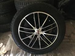 Комплект колес литые диски с летней резиной. 6.0x15 5x100.00