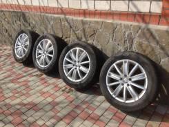 Колеса, диски VW Tiguan Тигуан 18. 7.0x18 5x112.00 ET43 ЦО 57,1мм.