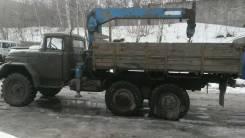 ЗИЛ 131. дизель манипулятор Tadano кму, 4 750 куб. см., 1 500 кг.