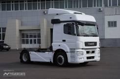 Камаз 5490. Тягач с АКПП, 4 500 куб. см., 10 500 кг.