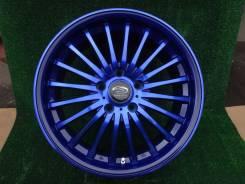 Sakura Wheels. 7.5x17, 5x114.30, ET40, ЦО 73,1мм.