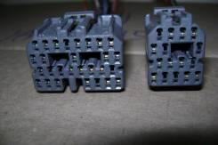 Разъём блока EFI 5VZ салонные фишки