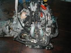 Контрактный двигатель Субару EJ15 1,5 л бензин
