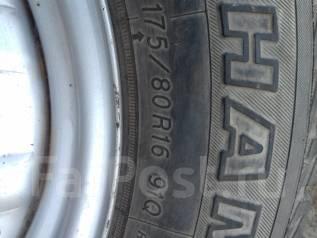 Комплект хороших колес на Джимни 175-80R16.