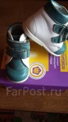 Ботинки ортопедические. 19