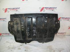 Защита двигателя Mitsubishi Pajero Junior, передняя