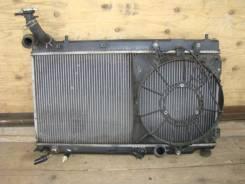 Радиатор охлаждения двигателя. Honda Jazz Honda Fit, UA-GD4, CBA-GD4, UA-GD2, DBA-GD2, UA-GD3, DBA-GD1, DBA-GD4, DBA-GD3, CBA-GD3, UA-GD1 Двигатели: L...