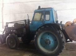 МТЗ 80. Продам трактор колесный МТЗ-80 Л, 2 700 куб. см.