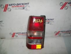 Стоп-сигнал Mitsubishi Pajero Junior, левый задний