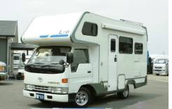 Toyota Dyna. Toyota Duna Кэмпинг 4WD, 3 000 куб. см. Под заказ