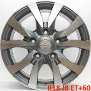 Toyota. 8.0x18, 5x150.00, ET60, ЦО 110,1мм.