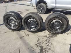 Резина Bridgestone 255/70R18, новые колёса. x18