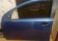 Дверь боковая. Chevrolet Aveo, T200
