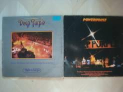 "Винил группа "" Deep Purple "" - 2 пластинки одним лотом"