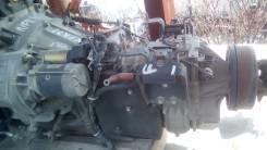 Механическая коробка переключения передач. Isuzu Elf, NPR81 Двигатель 4HL1