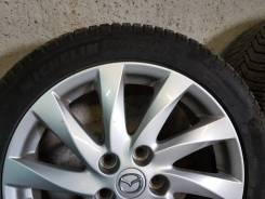 Продам комплект колес на мазда 6. x17