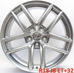 Lexus. 8.0x18, 5x114.30, ET32, ЦО 60,1мм.
