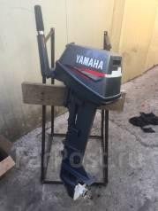 Yamaha. 8,00л.с., 2-тактный, бензиновый, нога L (508 мм), Год: 2002 год