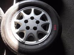 Toyota. 5.5x14, 5x114.30, ET45, ЦО 65,0мм.