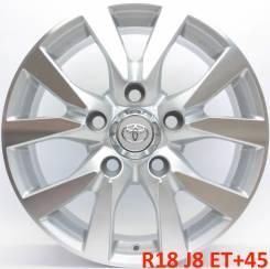 Toyota. 8.0x18, 5x150.00, ET45, ЦО 110,1мм.