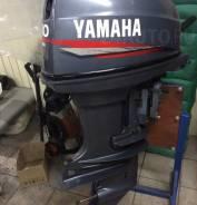 Yamaha. 40,00л.с., 4х тактный, бензин, Год: 2012 год