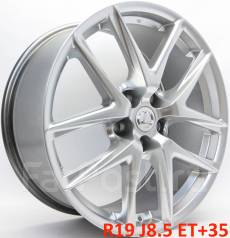 Lexus. 8.5x19, 5x114.30, ET38, ЦО 73,1мм.