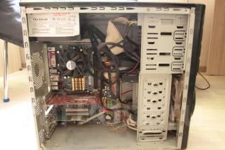 Продам компьютер на запчасти (не рабочий)